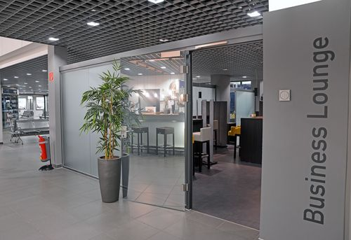SCN Business Lounge